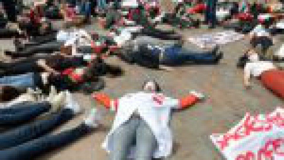 Toulouse : les sages-femmes manifestent pour des revalorisations salariales